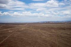 Lignes de désert de Nazca Photo stock