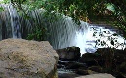 Lignes de l'eau Image libre de droits