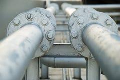 Lignes de pipe images stock