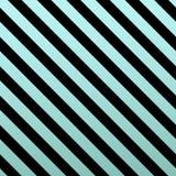 Lignes diagonales éclatantes modèle d'or bleu sur le fond noir illustration libre de droits