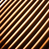 Lignes diagonales abstraites Image stock