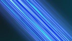 Lignes diagonales bleues de vitesse d'Anime Fond de mouvement d'Anime illustration de vecteur
