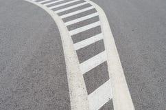Lignes du trafic Images stock