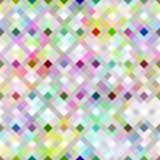 Lignes et blocs en pastel Images stock