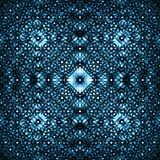 Lignes et lumière abstraites Image stock