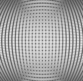 Lignes grises d'entrelacement Photos libres de droits