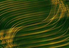 Lignes légères colorées Photo libre de droits