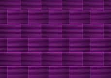 Lignes légères colorées Photo stock