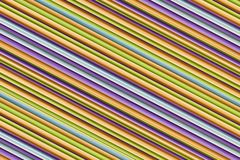 Lignes minces en pente rayures parallèles pourpres bleues beiges de fond de fond coloré de conception photos libres de droits