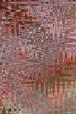 Lignes multicolores Photo colorée Le jeu de couleurs Photos stock