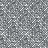 Lignes noires et blanches sans couture modèle de vecteur Conception géométrique abstraite de fond illustration libre de droits