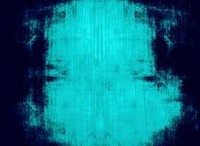 Lignes onduleuses colorées abstraites fond Photo stock