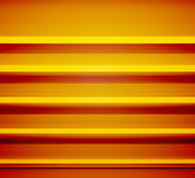 Lignes oranges sans joint configuration Image libre de droits