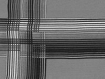 Lignes perpendiculaires. Images stock