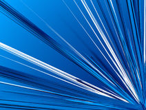 Lignes radiales texturisées écartant l'effet d'explosion Starburst, le soleil Photo stock