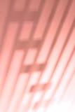 Lignes roses géométriques abstraites photo libre de droits
