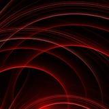 Lignes rouges Photo libre de droits
