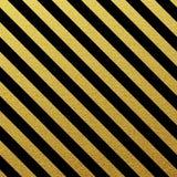 Lignes sans couture modèle d'or sur le fond blanc Illustration Stock