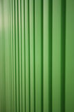 Lignes texturisées vertes Image libre de droits