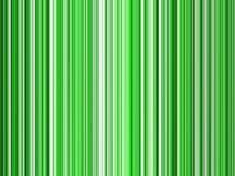 Lignes Vertes Illustration Stock