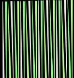 Lignes Vertes Photo stock