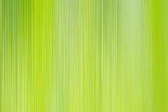 Lignes verticales abstraites vertes et jaunes Images libres de droits