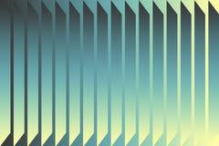 Lignes verticales de gradient Photographie stock