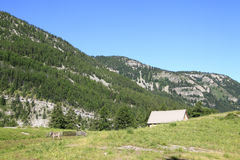 lignin λιμνών της Γαλλίας δίσκος περιοχών Στοκ Εικόνα