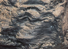 Lignite. Coal texture close up background royalty free stock photography