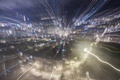Lignt blur Stock Image