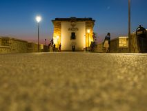 Ligny Tower in Trapani Stock Photo
