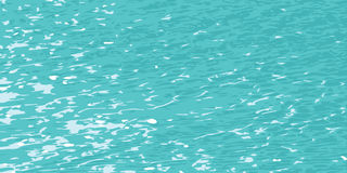 Ligt_water_surface_texture 皇族释放例证