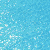 Ligt_water_surface. Vector texture of a calm sea surface sun-dappled Stock Image