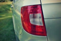 Ligth arrière de voiture Photo libre de droits