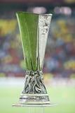 Ligue Bucarest finale 2012 d'Europa de l'UEFA Photos libres de droits
