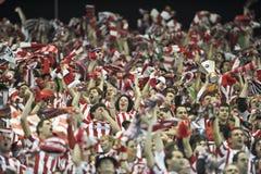 Ligue Bucarest finale 2012 d'Europa de l'UEFA Photographie stock libre de droits