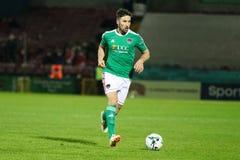 Ligue de correspondance de premier ministre Division de l'Irlande entre Cork City FC contre le FC sportif de St Patrick photo libre de droits