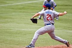 Ligue Majeure de Baseball : Marquis de Jason Photographie stock libre de droits