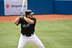 Ligue Majeure de Baseball : Scott Rolen Images libres de droits