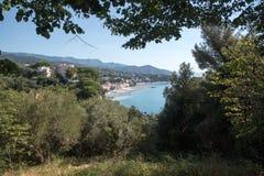 Ligure Celle, Sv, Италия стоковое изображение rf