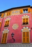 Ligure de Varèse de vue, Ligurie, Italie Photographie stock