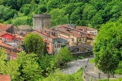 Ligure de Varese Imágenes de archivo libres de regalías