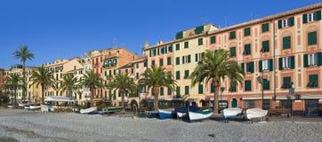 Ligure della Santa Margherita Fotografie Stock