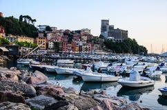 Liguria Foto de archivo libre de regalías
