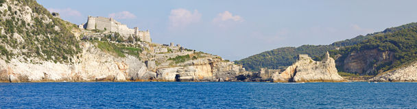 Liguria coast Stock Photography