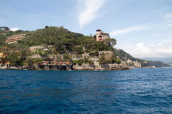 Liguria costera Imagenes de archivo