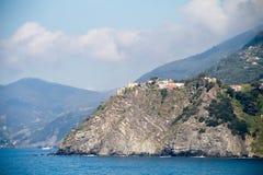 Liguria costera Fotos de archivo