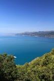 Liguria - Genova gulf Stock Photography