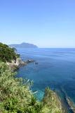Liguria, RIviera di Levante Stock Images