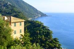 Liguria, RIviera di Levante Stock Photography